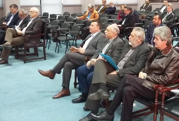 Γενική συνέλευση ΠΕΔ 2017