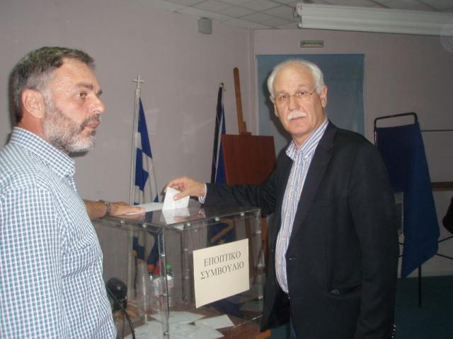 Εκλογές ΠΕΔ 2014-10-03