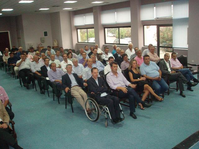 Εκλογές ΠΕΔ 2011-09-20