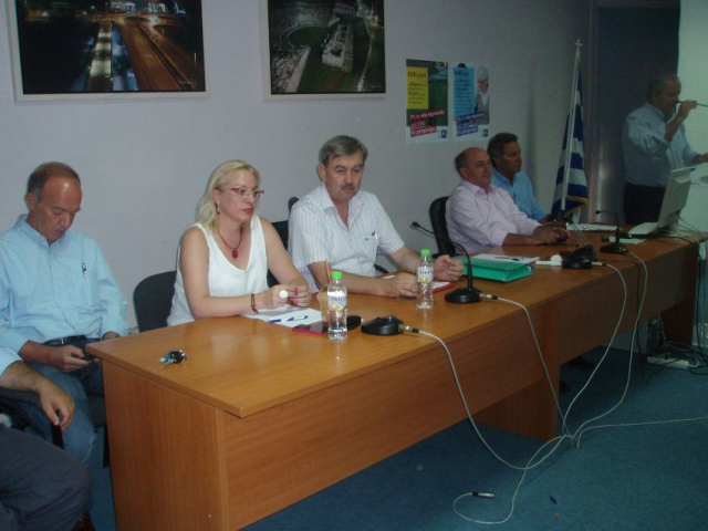 Έκτακτη Γενική Συνέλευση 2012-08-27