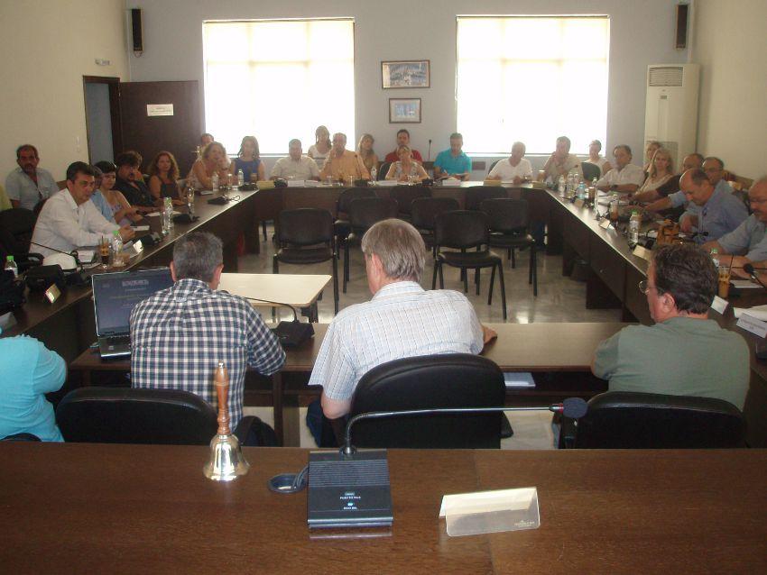 Ημερίδα ΠΕΔ/ΕΕΤΑΑ 2012-07-10