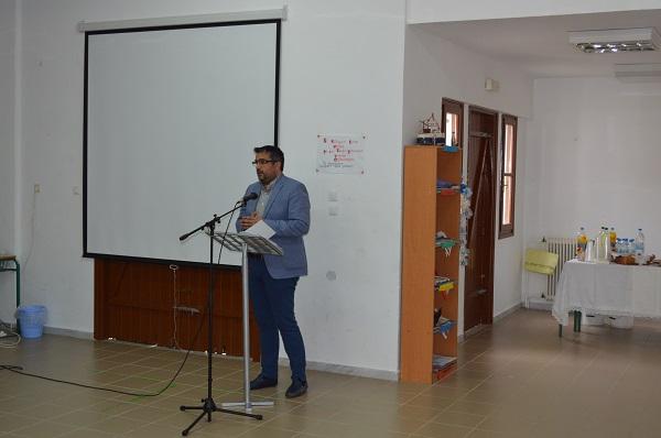Ημερίδα της ΠΕΔ Θεσσαλίας με θέμα : Προοπτικές Ανάπτυξης της Νησίδας ΑΛΑΤΑ