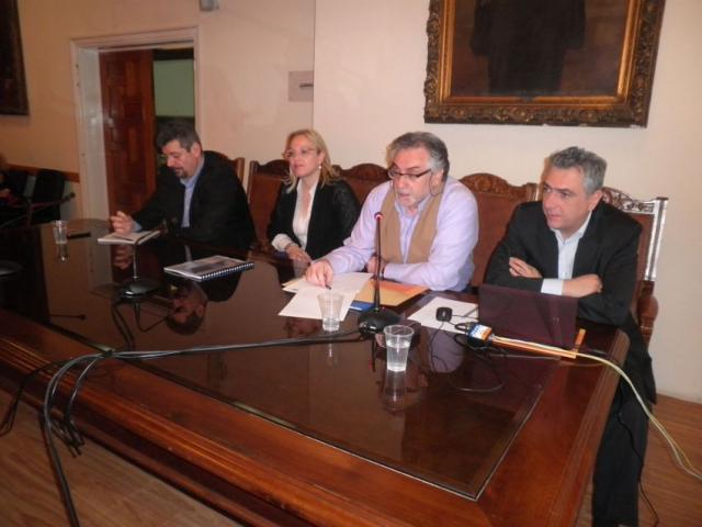 Συνάντηση εργασίας 2013-03-04