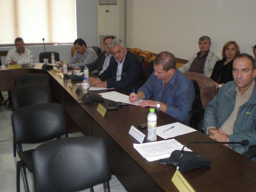 Συνάντηση Δημάρχων 2013-10-11