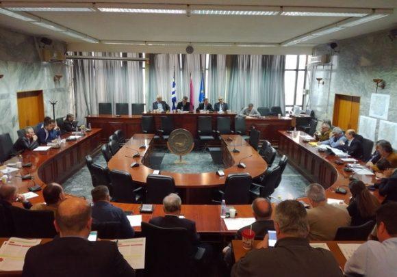 Συνάντηση εργασίας της ΠΕΔ Θεσσαλίας με τους προέδρους του ΤΠΔ και του ΚΑΠΕ