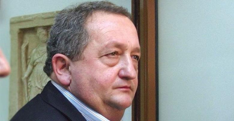 Νασίκας Αθανάσιος - πρώην δήμαρχος Τυρνάβου