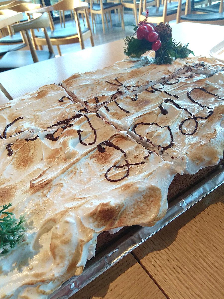 Εκδήλωση κοπής πρωτοχρονιάτικης πίτας - ΠΕΔ Θεσσαλίας
